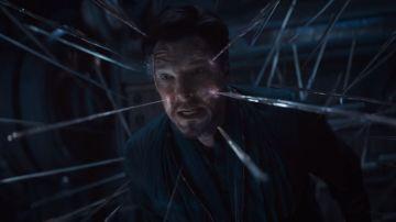 Dr. Extraño en 'Vengadores: Infinity War'