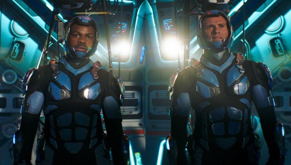 John Boyega y Scott Eastwood son pilotos en 'Pacific Rim: Insurrección'