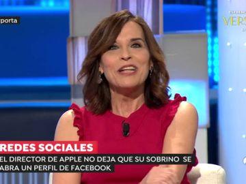"""La periodista Luz Sánchez-Mellado: """"Me ha bloqueado Juan Carlos Girauta, que es el gran bloqueador de este país"""""""