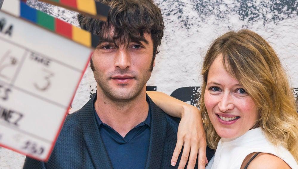 Así rodaron Javier Rey y Marta Larralde la dura escena entre Sito y Nieves en el tercer capítulo de 'Fariña'