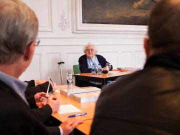 Colette Bourlier, la mujer de 91 años que se ha doctorado después de 30 años de investigación