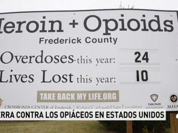 Alrededor de 400 organizaciones, condados e instituciones estadounidenses demandan a quienes comercializan derivados del opio