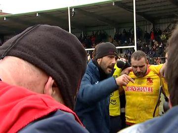 """La motivadora charla del capitán de la selección de rugby: """"Estaremos en el Mundial"""""""