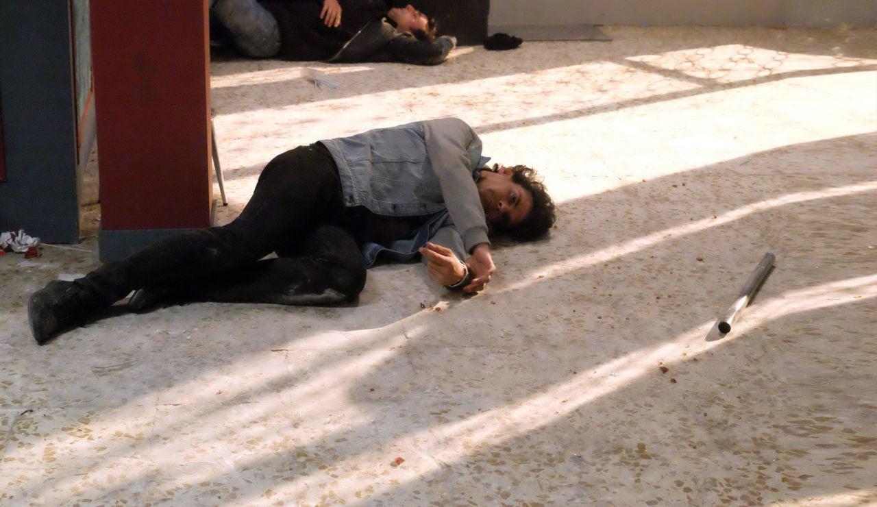 Una muerte lleva la tragedia al barrio de Tetuán