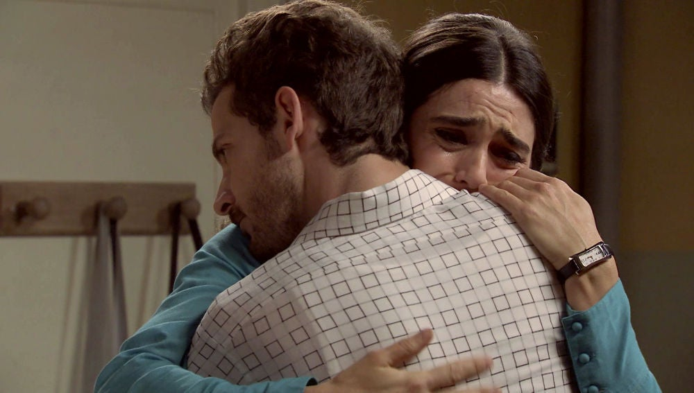 Vicky, destrozada, se desahoga con Javier