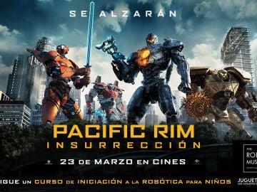 'Pacific Rim: Insurrección'
