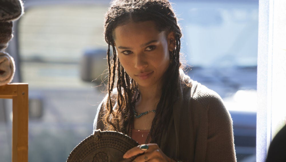 Zoë Kravitz en 'Big Little Lies'