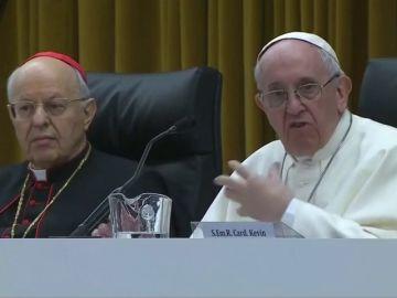 El papa Francisco califica como crimen la prostitución