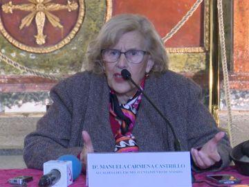"""Carmena asegura que """"nadie ha tenido una actitud que genere algún tipo de reproche"""" sobre la gestión de Lavapiés"""