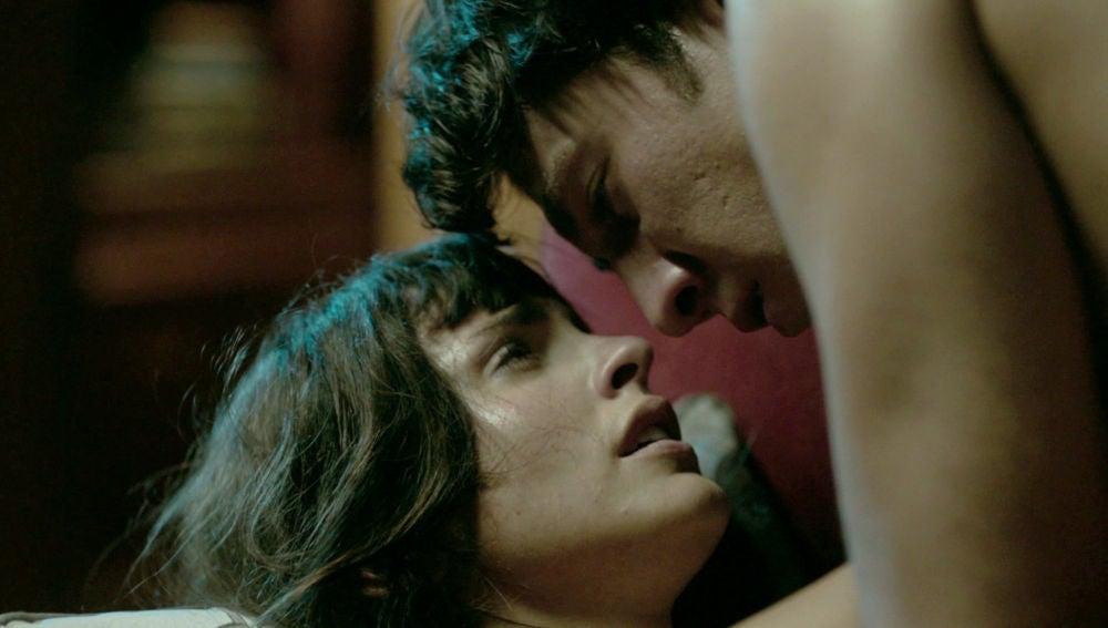 Carol y Miguel se despiden con una noche de pasión
