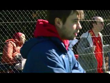 El vídeo que demuestra la presión a la que algunos padres someten a sus hijos en el fútbol