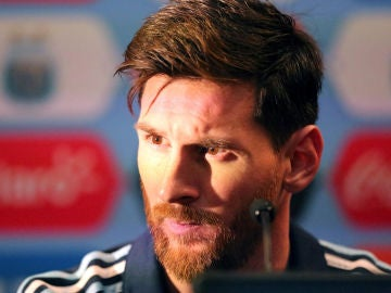 Leo Messi reconoce que su sueño es ganar un Mundial