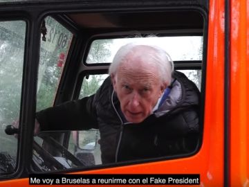 El presidente de Tabarnia, rumbo a Bruselas