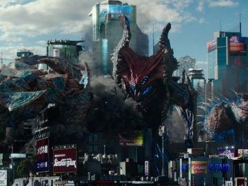 Los monstruosos Kaiju de 'Pacific Rim: Insurrección'