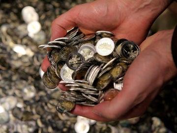 Imagen de archivo de euros