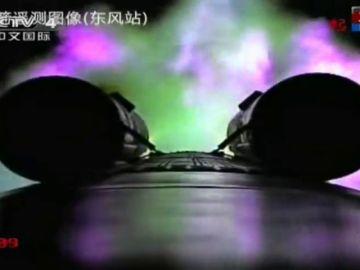 La estación espacial Tiangong 1 caerá a la Tierra en las próximas semanas en una zona que corresponde con la latitud de España