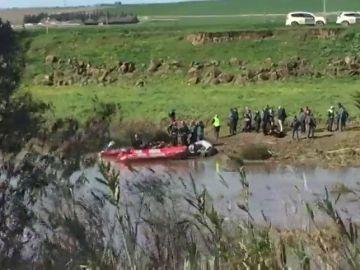 Encuentran el cuerpo sin vida del guardia civil desaparecido en Guillena