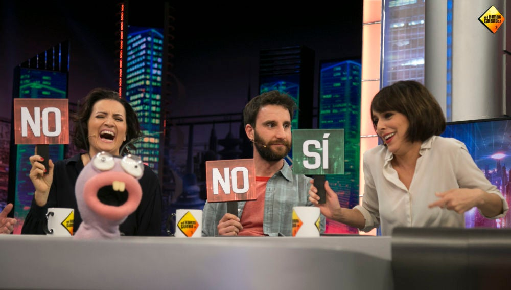 Trancas y Barrancas ponen a prueba a Dani Rovira, Silvia Abril y Belén Cuesta en 'El Hormiguero 3.0'