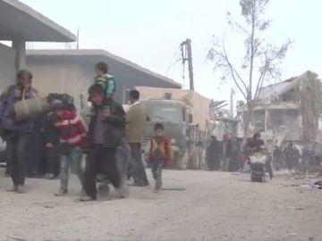 Al menos 15 niños muertos en un nuevo bombardeo en Siria