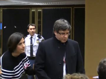El fiscal pide al Supremo que invalide los pasaportes de Carles Puigdemont, Anna Gabriel y de los demás huidos