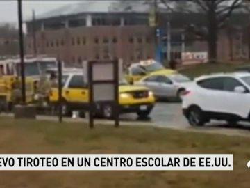Varios heridos en un tiroteo en un instituto del sur de Maryland