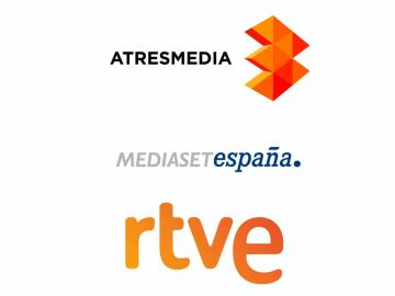 Acuerdo entre Atresmedia, RTVE y Mediaset España