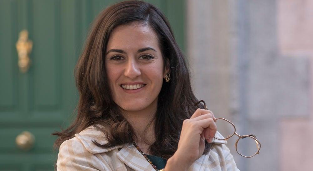 Raquel Meleiro es Paz Benavides