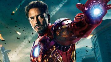 Robert Downey Jr. como Iron Man