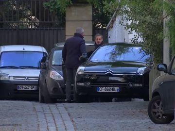 Sarkozy declara por segundo día consecutivo bajo arresto y con riesgo de ser imputado
