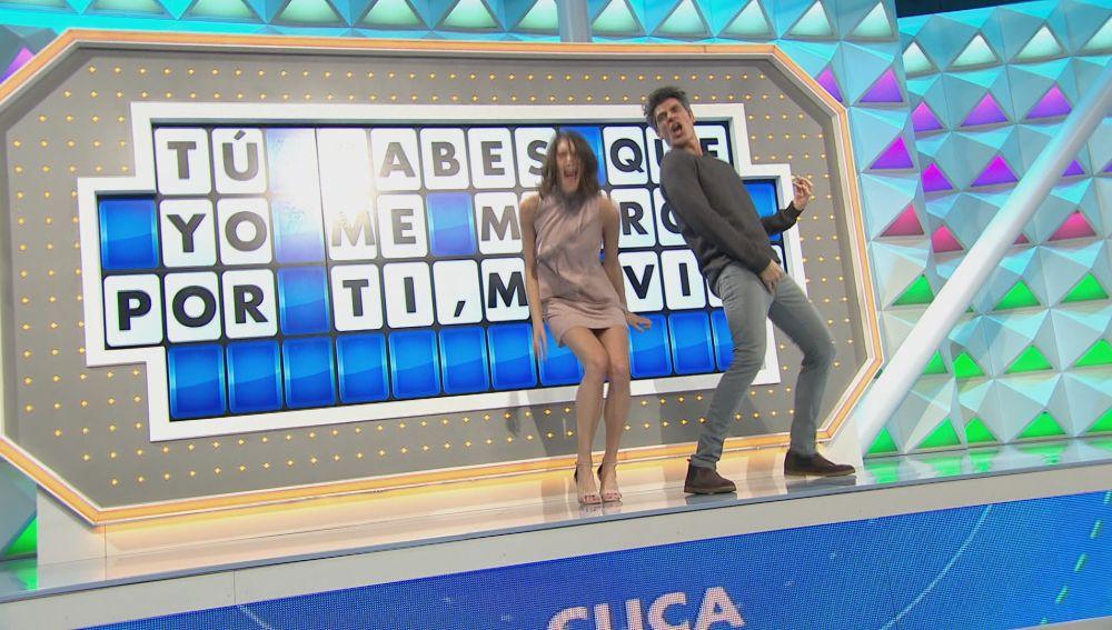 Jorge y Laura sacan su lado más rockero con esta canción