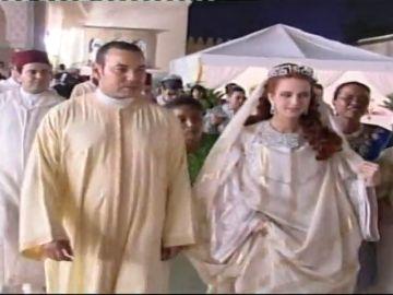 El rey de Marruecos se divorcia