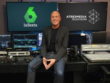 Alfonso Arús ficha por Atresmedia