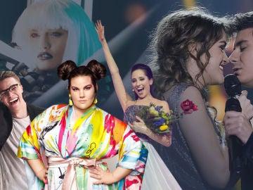 Favoritos de Eurovisión 2018