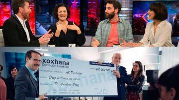 Antena 3 fue la cadena líder del prime time