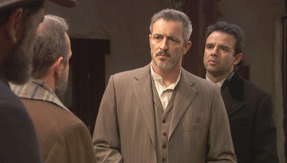 El plan de Carmelo y Alfonso para salvar a Nicolás, al descubierto
