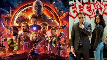 Crossover Marvel Netflix