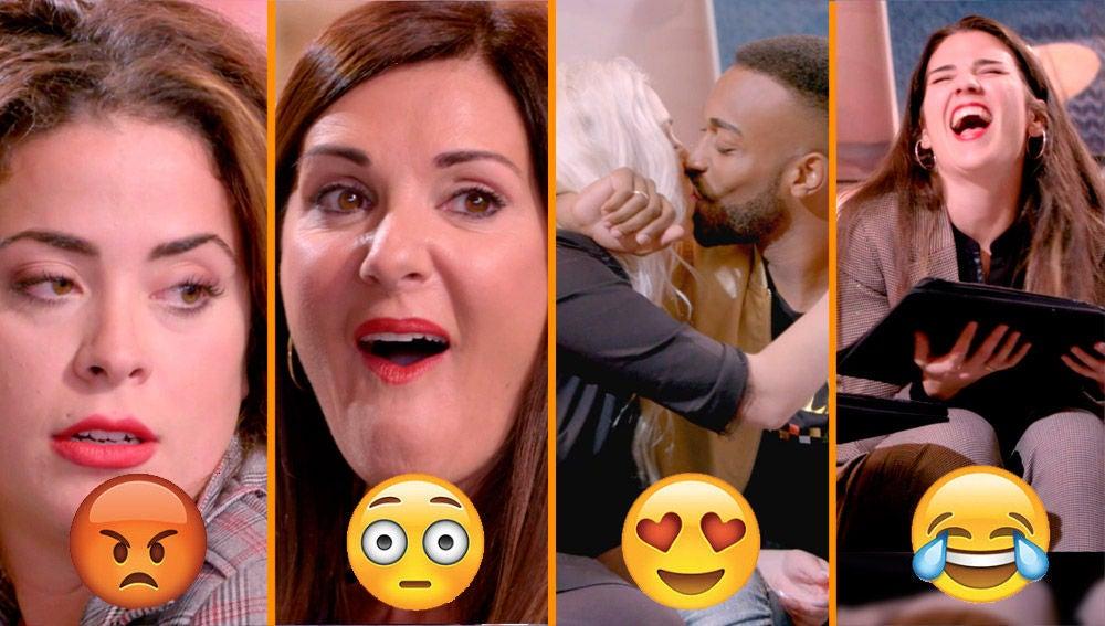 Decisiones finales y sorpresas, en el último programa de 'Casados a primera vista'