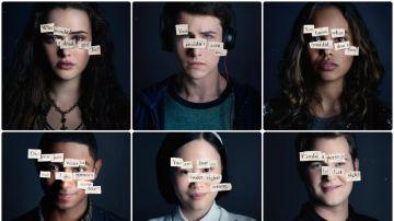 Personajes 'Por 13 Razones'