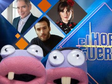 Ricardo Gómez, Rozalén y Boris Izaguirre visitarán 'El Hormiguero 3.0' la próxima semana