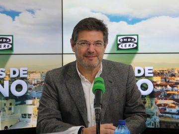 Rafael Catalá en Más de uno
