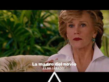 Jennifer Lopez y Jane Fonda protagonizan 'La madre del novio' en El Peliculón