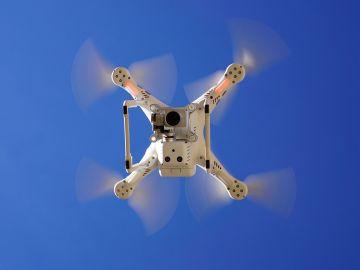 Correr con un dron será algo habitual en unos pocos años.