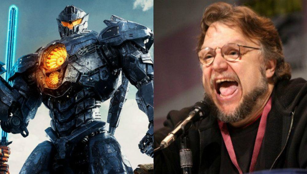 Guillermo del Toro aconsejó para 'Pacific Rim: Insurrección'