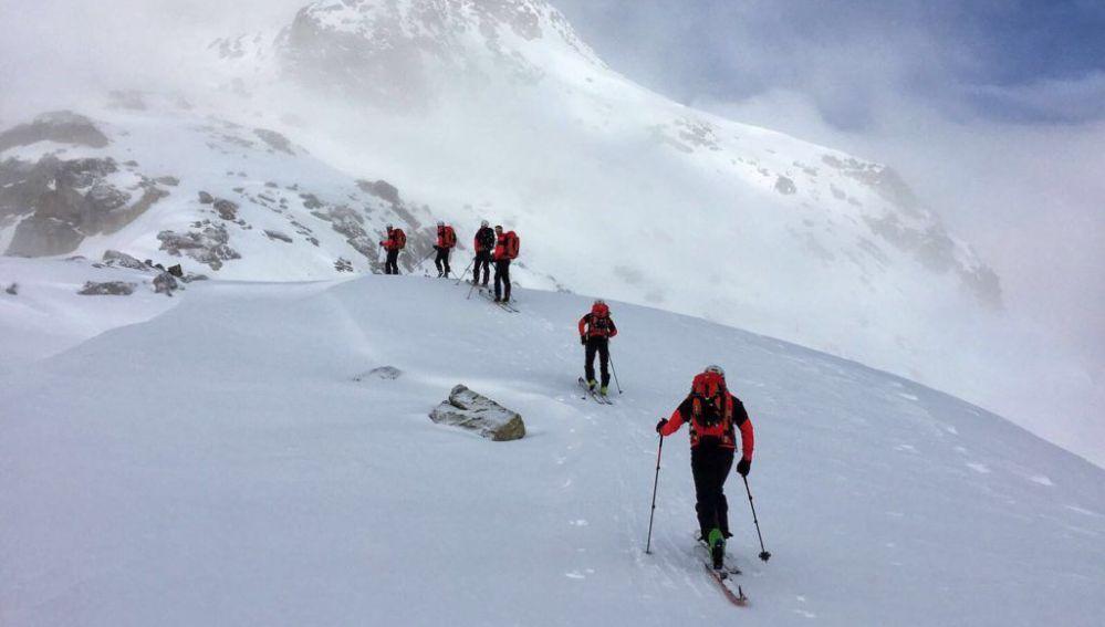 Rescate Vall d'Aran