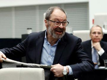 El concejal de Ahora Madrid, Javier Barbero