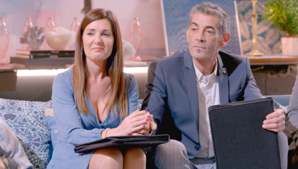 María José y Julián, una decisión final agridulce