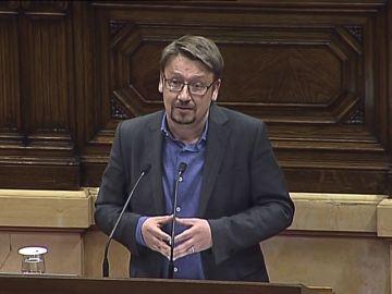 """Domènech rechaza a Turull por representar a """"Convergència de la peor etapa"""""""