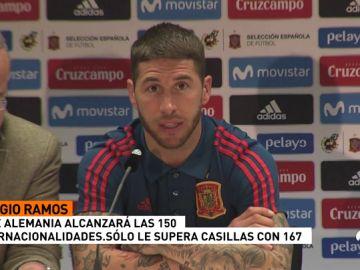 """Sergio Ramos: """"Hemos sido campeones y queremos volver a serlo"""""""