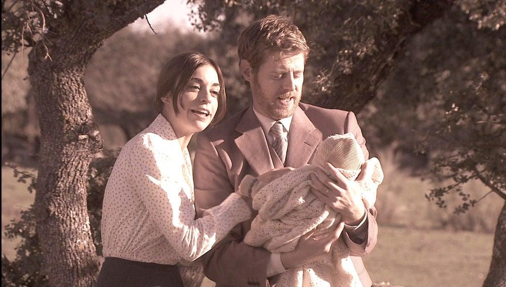 Los recuerdos más bonitos de Mariana llegan a la mente de Nicolás antes de su muerte