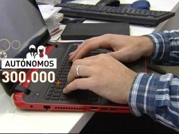 Los sindicatos de la Inspección de Trabajo denuncian este jueves un fraude masivo con los falsos autónomos